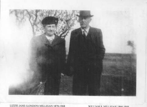 William S and Flossie Milligan