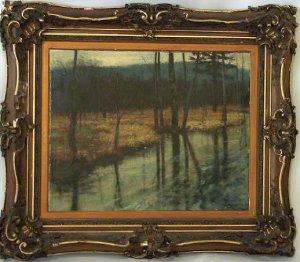 John Gordon Saxton landscape
